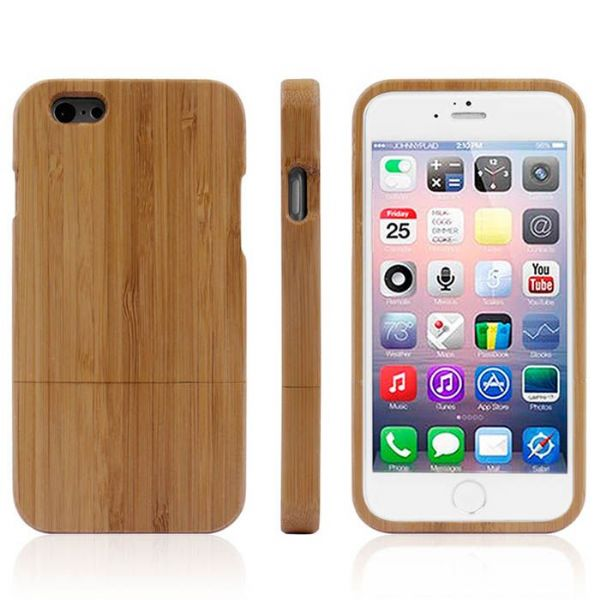 Handcrafted Wooden iPhone 6 Case